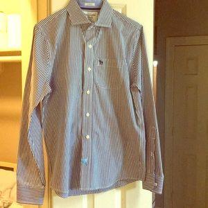 Abercrombie & Fitch men's dress shirt